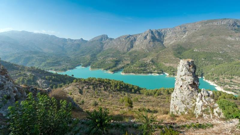 Guadalest And Canelobre Caves - Guadalest And Canelobre Caves. Copyright ShoreTrips.com.