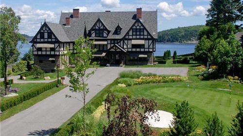 Mount Desert Island, Mansions & Finger Lickin' Lobster Lunch - Mount Desert Island, Mansions & Finger Lickin' Lobster Lunch. Copyright ShoreTrips.com.