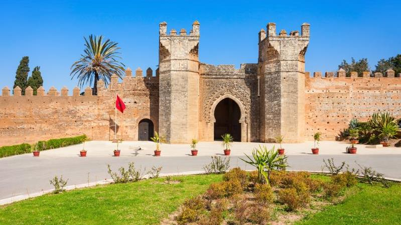 Private:  Full Day Tour To Rabat - Private:  Full Day Tour To Rabat. Copyright ShoreTrips.com.