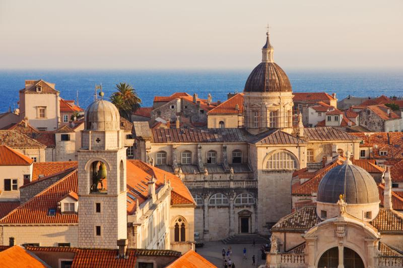 Dubrovonik Old Town And A Taste Of Dalmatia - Dubrovnik Old Town And A Taste Of Dalmatia. Copyright ShoreTrips.com.