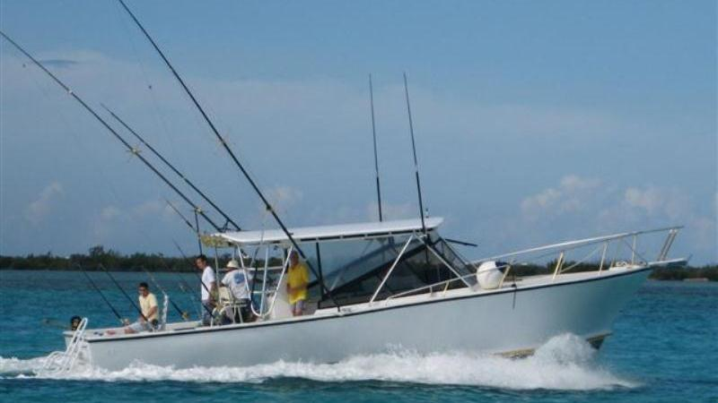 deep sea fishing in grand cayman grand cayman george