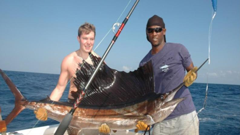 sportfishing best place to deep sea fish grenada