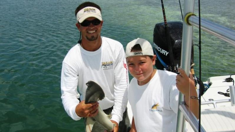 Backcountry Fishing Charter Key West Florida Caribbean