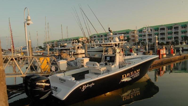 Key west deep sea fishing charter key west florida for Key west shore fishing