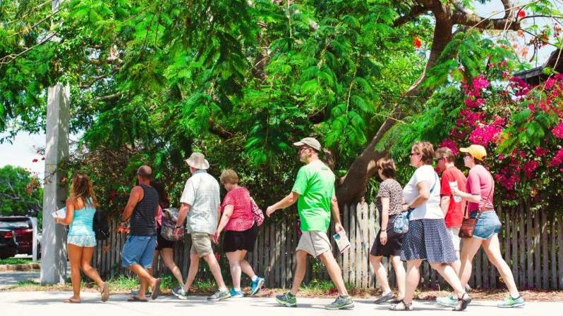 Key West Seafood And Cultural Walking Tour - Key West Seafood And Cultural Walking Tour. Copyright ShoreTrips.com.
