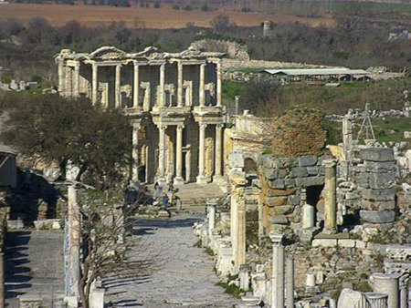 Ephesus And Surrounding Villages With Lunch. - Ephesus And Surrounding Villages With Lunch.. Copyright ShoreTrips.com.