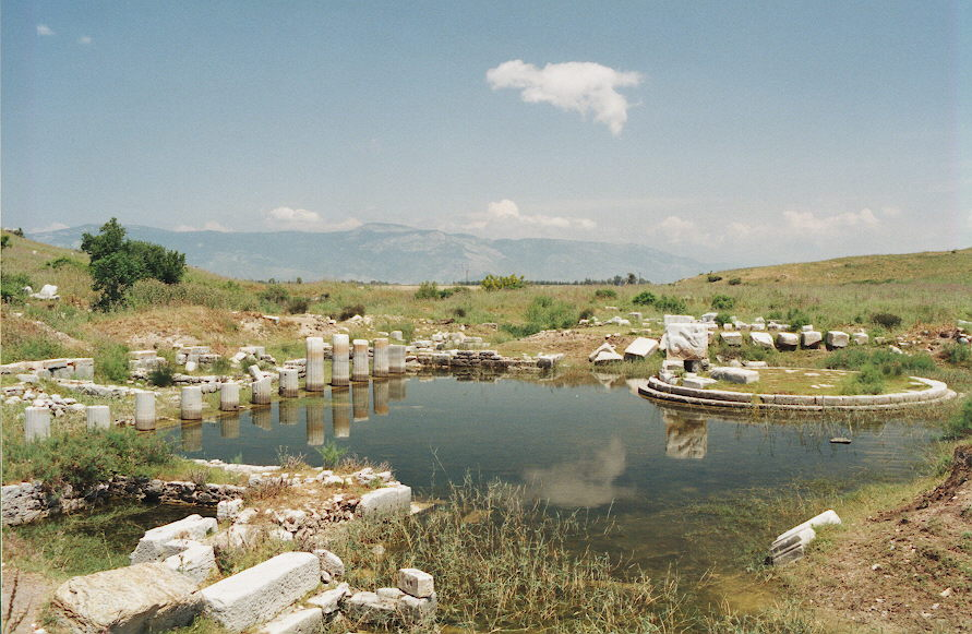 Priene, Miletus And Didyma: Ancient Sites. - Priene, Miletus And Didyma: Ancient Sites.. Copyright ShoreTrips.com.