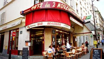 In The Footsteps Of Amelie Of Montmartre - In The Footsteps Of Amelie Of Montmartre. Copyright ShoreTrips.com.
