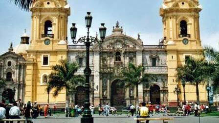 The Sights Of Lima & Poli Collection - The Sights Of Lima & Poli Collection. Copyright ShoreTrips.com.