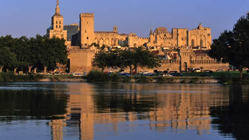 Avignon And The Palace Of Popes - Avignon And The Palace Of Popes. Copyright ShoreTrips.com.