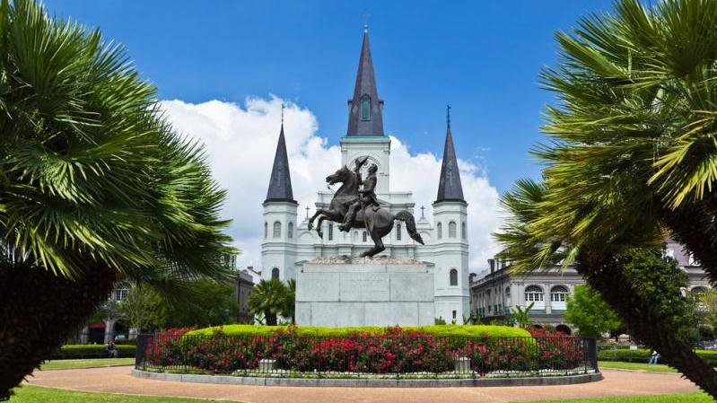 Private French Quarter And Cemetery Tour - French Quarter And Cemetery Tour. Copyright ShoreTrips.com.