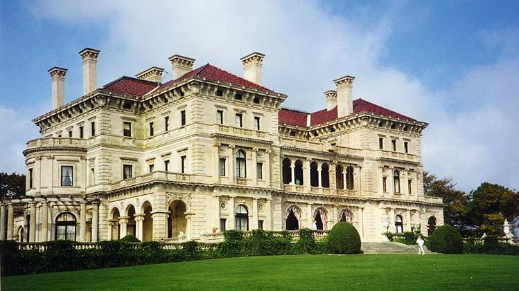 Newport Mansions | galleryhip.com - The Hippest Galleries!