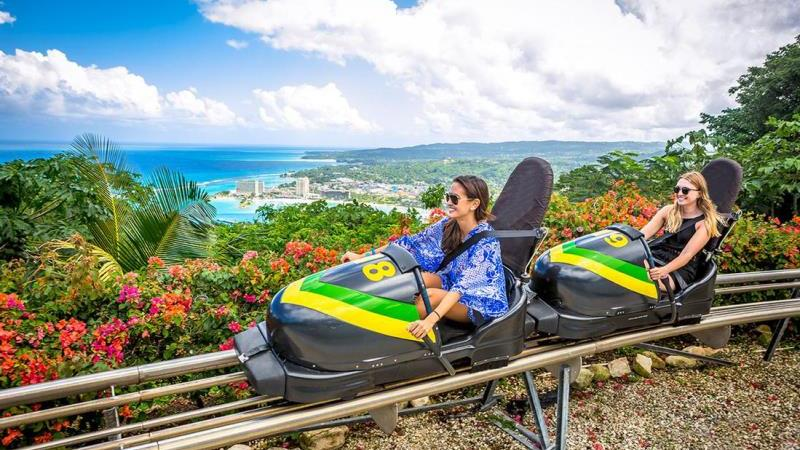 Our Best Adventure Combo - Sky Explorer, Bobsled, And Zipline - Our Best Adventure Combo - Sky Explorer, Bobsled, And Zipline. Copyright ShoreTrips.com.