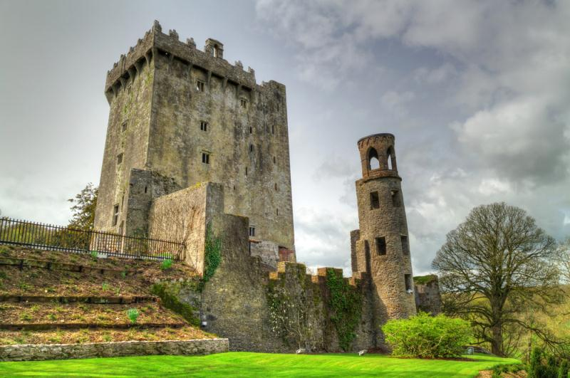 Blarney Castle And Kinsale - Blarney Castle And Kinsale. Copyright ShoreTrips.com.