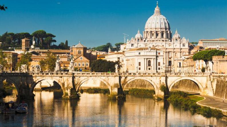 Rome With Privately Guided Vatican And St. Peter's Basilica - Rome With Privately Guided Vatican And St. Peter's Basilica. Copyright ShoreTrips.com.