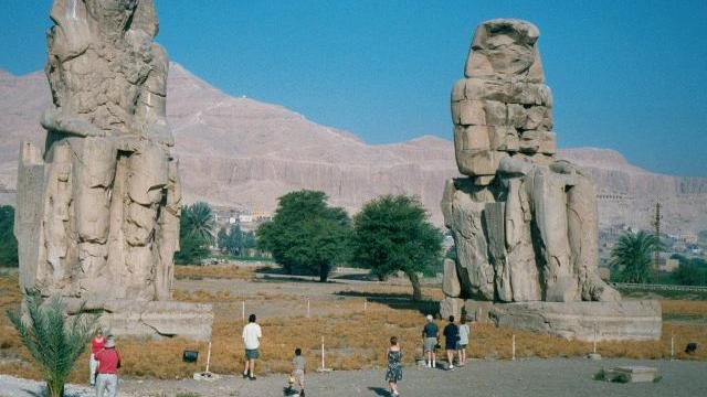 Private Discovery Of Ancient Luxor - Private Discovery Of Ancient Luxor. Copyright ShoreTrips.com.