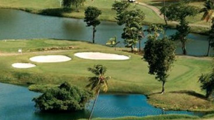 Golf At St Lucia Golf And Country Club - Golf At St Lucia Golf And Country Club. Copyright ShoreTrips.com.