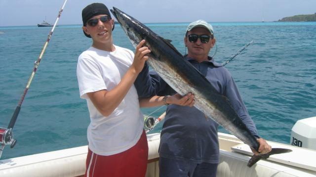 fishing half day deep sea fishing st martin st