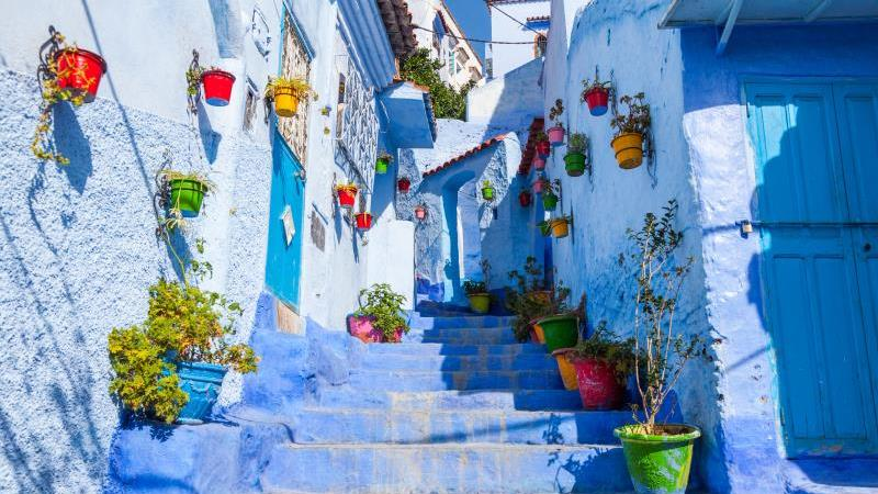 Full Day Tour To Chefchaouen - Full Day Tour To Chefchaouen. Copyright ShoreTrips.com.
