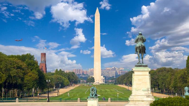 Discover Dc's Monuments And Memorials Of The National Mall - Discover Dc's Monuments And Memorials Of The National Mall. Copyright ShoreTrips.com.