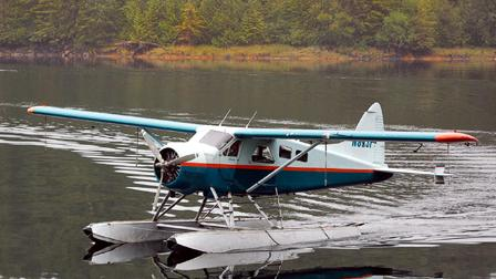 BEAR VIEWING   FLOAT PLANE EXCURSION TO TRAITOR'S COVE