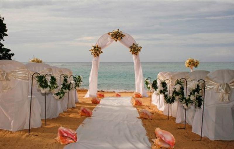 Wedding Celebration In Jamaica