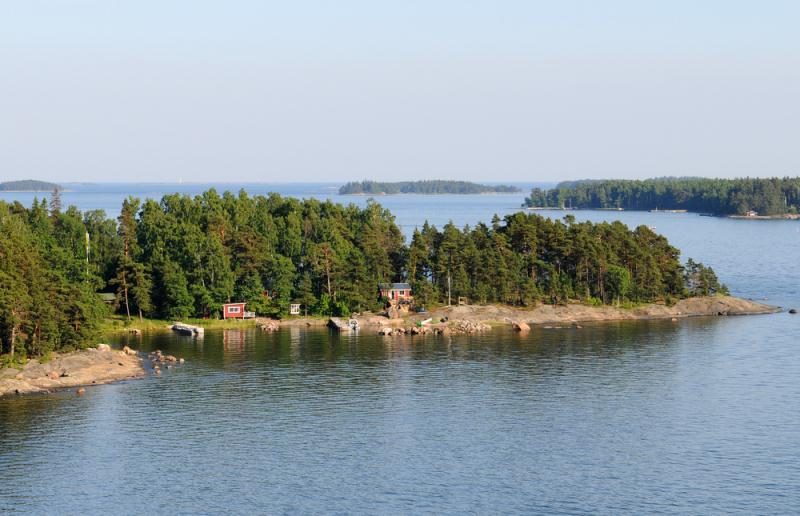 Europe fishing trip in finnish gulf archipelago helsinki for Gulf shores fishing charter rates