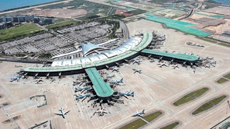 Asia Transfer: Incheon International Airport To Port Of Incheon ...