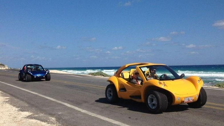 COZUMEL DUNE BUGGY ADVENTURE