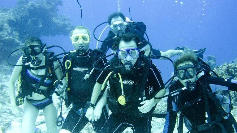 SCUBA - ONE TANK DIVE FOR CERTIFIED DIVERS
