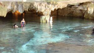 CENOTES CAVERN EXPEDITION